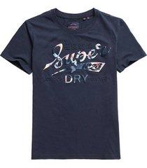 t-shirt super 23 donkerblauw