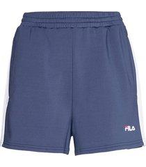 women allete high waist shorts shorts flowy shorts/casual shorts blå fila