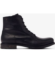 boots shank leather shoe