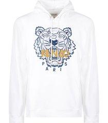 kenzo printed hoodie