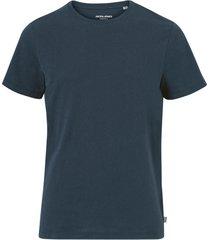t-shirt jjelinen basic tee ss crew neck sts