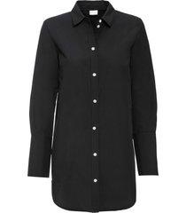 camicia lunga (nero) - bodyflirt