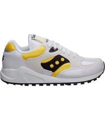 scarpe sneakers donna camoscio jazz 4000