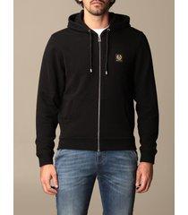 belstaff sweatshirt belstaff zip hoodie