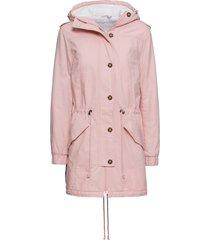 cappotto con pellicciotto sintetico (rosa) - rainbow