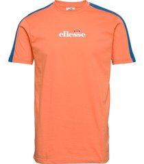 el amnesia t-shirts short-sleeved orange ellesse