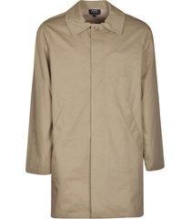 a.p.c. classic coat