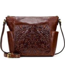 patricia nash leather aveley tote