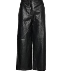ihidassar pa leather leggings/byxor svart ichi