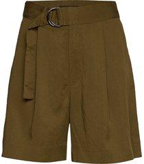 high-rise 6 tencel™ short bermudashorts shorts grön banana republic