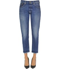 jolly cropped jeans