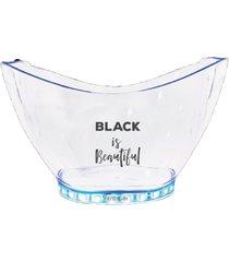 champanheira com led personalizada black lives matter - incolor - dafiti