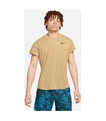 camiseta nikecourt breathe slam masculina