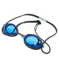 óculos de natação mormaii endurance preto/azul