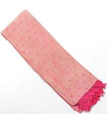 estola  para mujer rosa-mag-1163