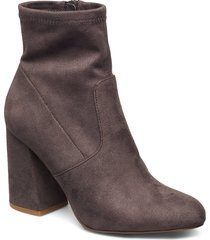 expert bootie shoes boots ankle boots ankle boot - heel brun steve madden