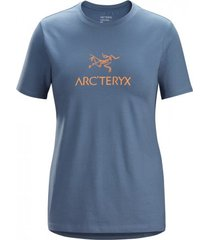 arc'teryx t-shirt women arc'word ss stratosphere-s