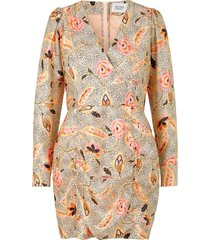 jurk met bloemenprint eske  multi