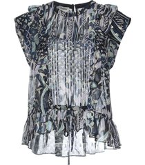 zadig & voltaire blouses