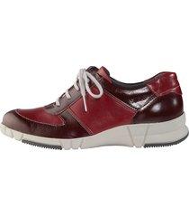 skor suave röd