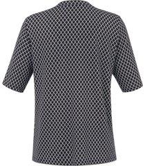 shirt van samoon multicolour