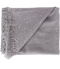 crystal cashmere scarf