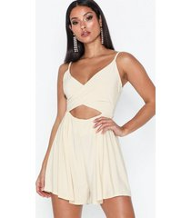 nly one cut out playsuit jumpsuits