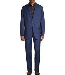 classic fit milburn ii notch lapel wool suit