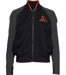 vrct jacket primeblue sweat-shirt trui zwart adidas tennis