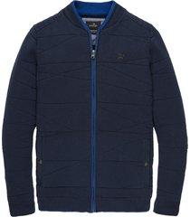 vanguard vest donkerblauw met stretch vkc201350/5286