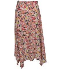 stella mccartney ashlyn floral print skirt