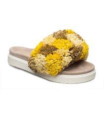 inuikii slipper grass band shoes summer shoes flat sandals gul inuikii
