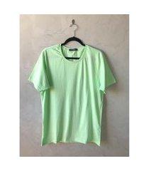 camiseta básica lisa cores