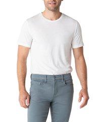 men's swet tailor duo cotton blend stretch slim fit pants, size 40 x 34 - grey