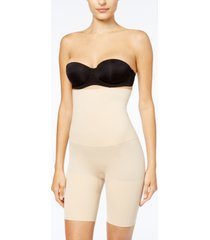 maidenform women's ultra tummy-control seamless high waist thigh slimmer 12622