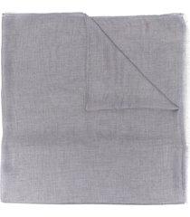 blanca vita polvere modal scarf - grey