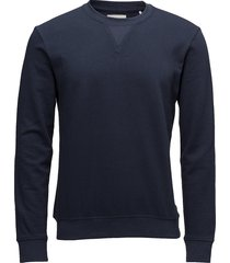 sejr sweat-shirt trui blauw minimum