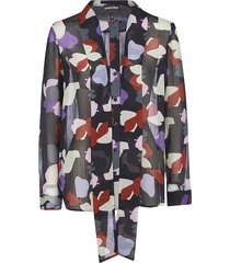 giorgio armani all-over printed shirt