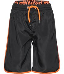 mbxsand kid beachwear zwemshorts zwart diesel