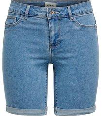 jeansshorts onlsun anne k mid long shorts