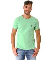 camiseta opera rock t-shirt verde claro - verde - masculino - algodã£o - dafiti