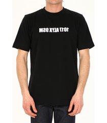 1017 alyx 9sm black logo t-shirt