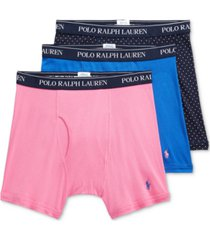 polo ralph lauren classic fit boxer briefs