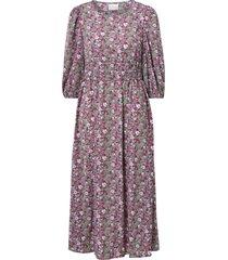 klänning visindea 3/4 midi dress