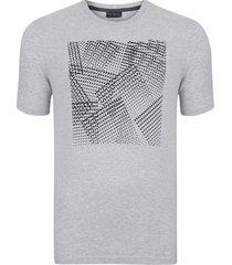 camiseta estampada cru mescla blend - kanui