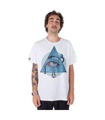 camiseta   stoned plim branca