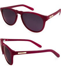 53mm banks oval sunglasses