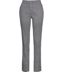 pantaloni tailleur regular fit (nero) - bpc selection