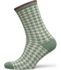 slfvida sock b lingerie hosiery socks grön selected femme
