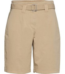 lr-nobella shorts chino shorts beige levete room